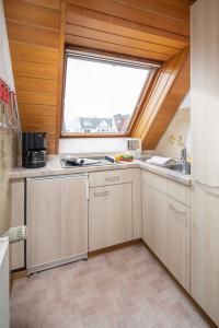 Ferienhaus Harmening FeWo 5 -Küche