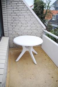 Ferienhaus Harmening FeWo 2    Balkon