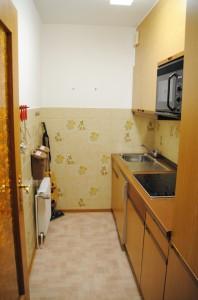 Ferienhaus Harmening FeWo 2    Küche