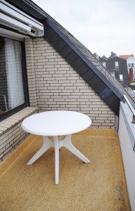 Ferienhaus Harmening FeWo 5 - Balkon