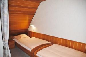 Ferienhaus Harmening FeWo 6 - Schlafbereich