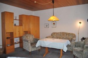 Ferienhaus Harmening FeWo 6 - Wohnzimmer